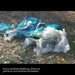 tarps and plastic