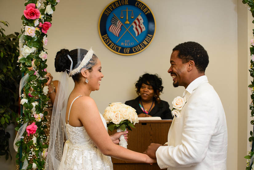 Che Amp James DC Courthouse Wedding Developer And