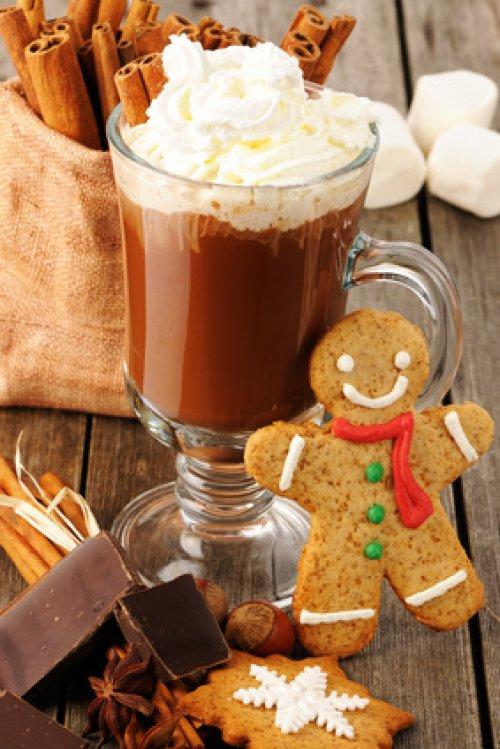 Recette du v233ritable chocolat chaud maison