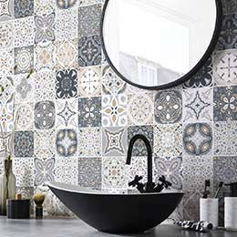 stickers salle de bain stickers deco