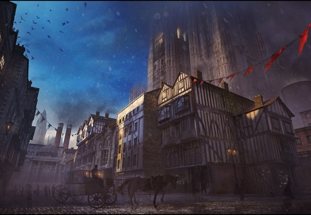 A Day In Orzhov Controlled Territory Audio Atmosphere