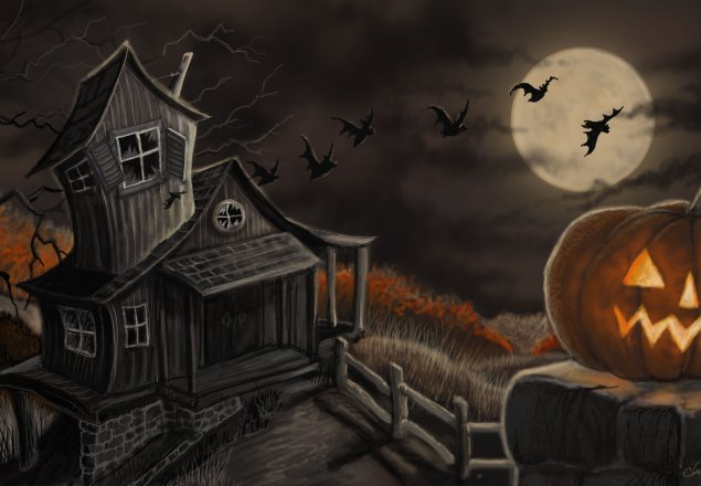 Sound For Your Haunted House Or Yard Haunt Audio Atmosphere