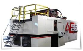 Photo of Desarrollan máquinas eléctricas para el soplado de envases de PEAD.