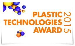 Photo of Plastic Technologies Award 2015.