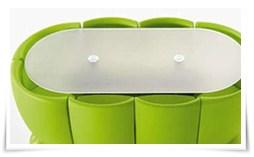 Photo of Un comedor de confort y diseño únicos.