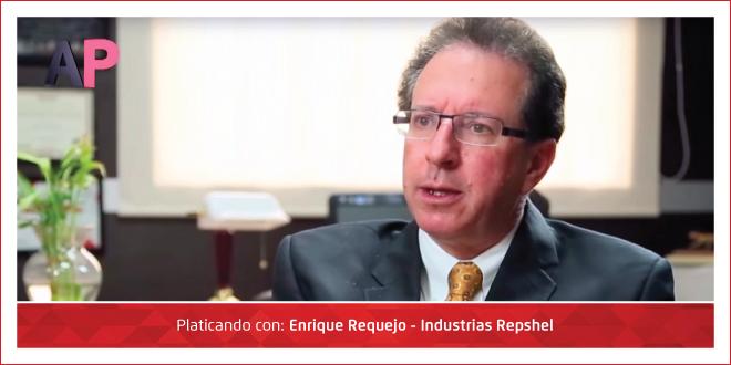 Photo of Ambiente Plástico con Enrique Requejo – Industrias Repshel