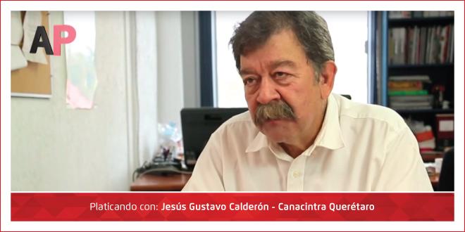 Photo of Ambiente Plástico con Jesús Gustavo Calderón – Canacintra Querétaro