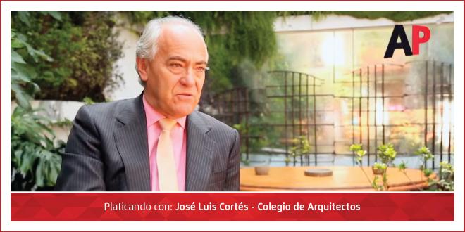 Photo of Ambiente Plástico con José Luis Cortés – Colegio de Arquitectos