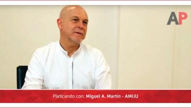 Photo of Ambiente Plástico con Miguel A. Martín – AMIJU
