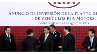 Photo of KIA Motors fabricará cien mil autos en 2016