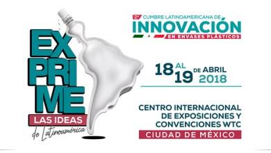 Photo of Cumbre Latinoamericana de Innovación en Envases Plásticos llega a México