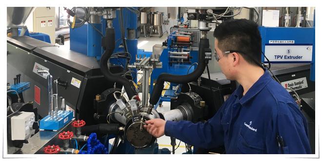 Photo of El éxito de Cooper Standard con Davis-Standard en Asia