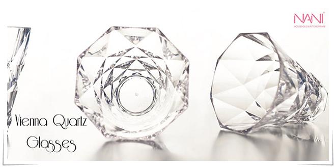 Photo of Los vasos Vienna Quartz Glass, perfectos para cualquier ocasión con Tritán