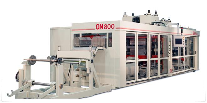Photo of La termoformadora GN800 de GN, por primera vez en Norteamérica