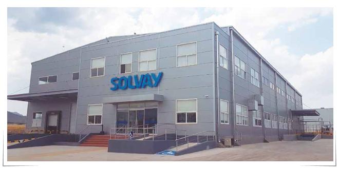 Photo of Avance con estrategia: Solvay en México