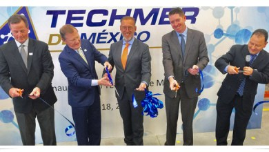 Photo of Nueva planta de Techmer Polymers en Querétaro