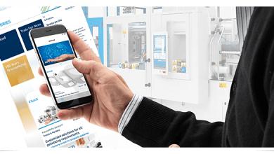Photo of KraussMaffei refuerza la atención al cliente a través de soluciones digitales