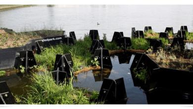 Photo of Rotterdam abre el primer parque con desechos plásticos del mar