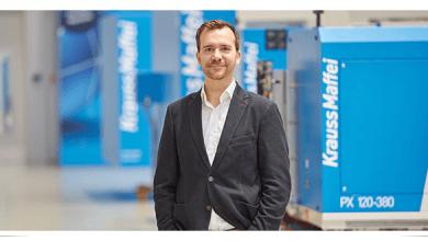 Photo of Stefan Kruppa, nuevo jefe de máquinas inteligentes de KraussMaffei