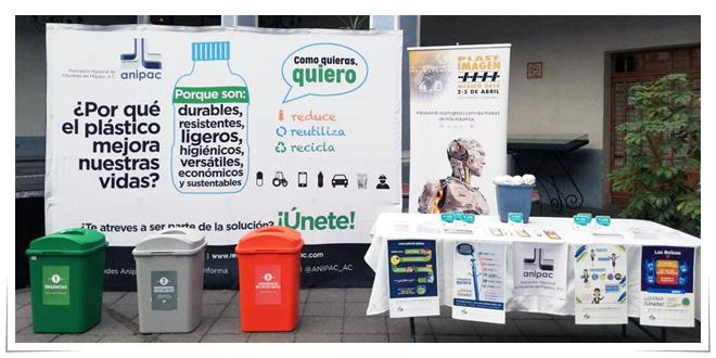 Photo of ANIPAC y la UAEM educan sobre el uso responsable del plástico