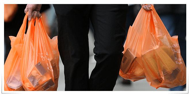 Photo of Buscan detener prohibición de bolsas plásticas en Querétaro