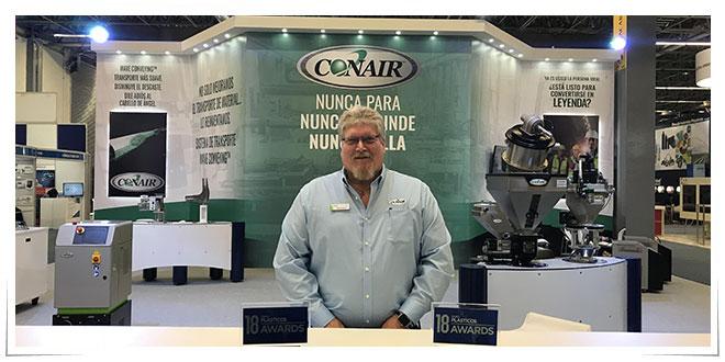 Photo of Conair recibe premio a Maquinaria del Año 2018