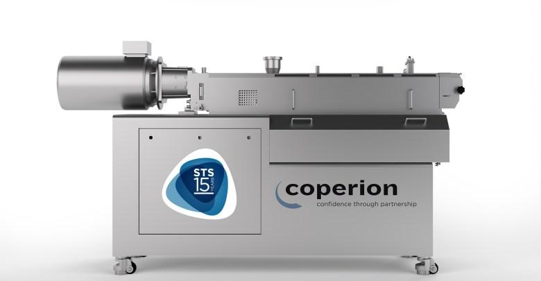 Photo of A 15 años, Coperion agrega una nueva extrusora a la serie STS