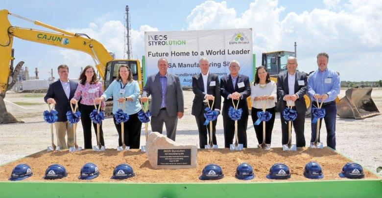 Photo of Ineos Styrolution celebra por la construcción de su nueva plantan en Bayport, Texas