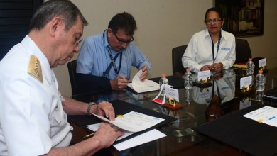 Photo of Firman Secretaría de Marina y CIQA convenio de colaboración