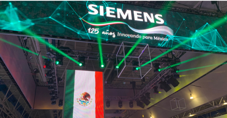Photo of Cumple Siemens 125 años de innovar la industria mexicana