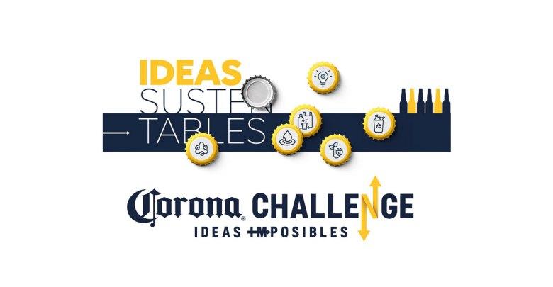 Photo of Corona patrocinará las ideas sustentables que parecen imposibles