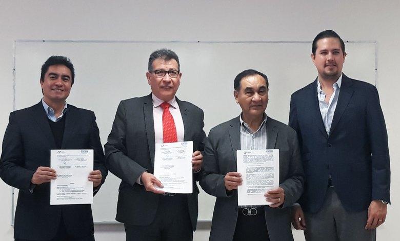 Photo of CIQA y el Clúster de Plásticos de Querétaro firman convenio de colaboración