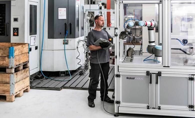 Photo of La era de los robots colaborativos apenas comienza