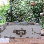 Holz Pflanz Schublade Zum Bepflanzen Grau Deko Garten Vintage Shabby G Ambienteschmiede