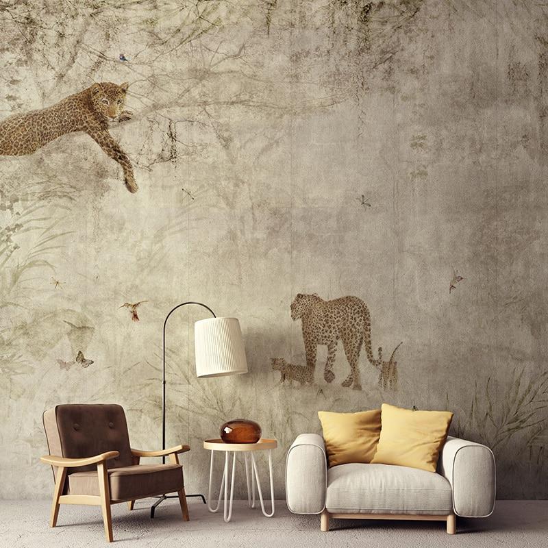 Continua il viaggio di wander, il magazine di inkiostro bianco. Maka Jungle Carta Da Parati Per L Interior Design Ambientha
