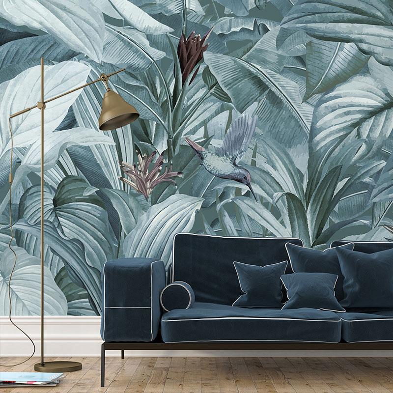 Scegli la consegna gratis per riparmiare di più. Tahiti Iti Interior Design Tropical Wallpaper Ambientha