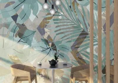 Carta da parati & fotomurali su misura ✶ 3d ✶ vintage ✶ floreale ✶ damascata ✶ shabby per camera, soggiorno, cucina ✓ con colla o adesiva. Decorazioni Pareti Terni Carta Da Parati Resine