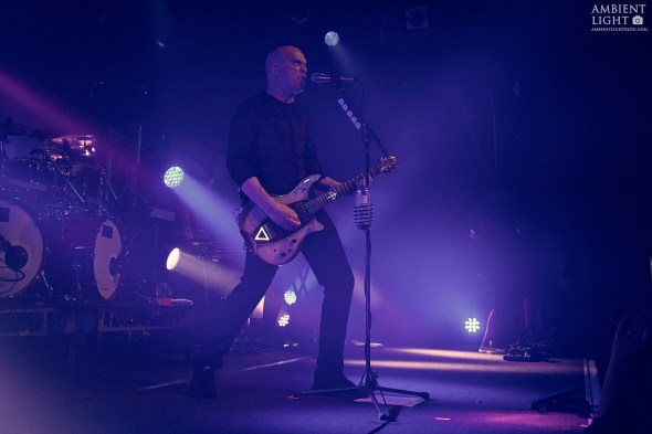 Devin Townsend Project performing live in Auckland, New Zealand 2017. Image by Doug Peters.