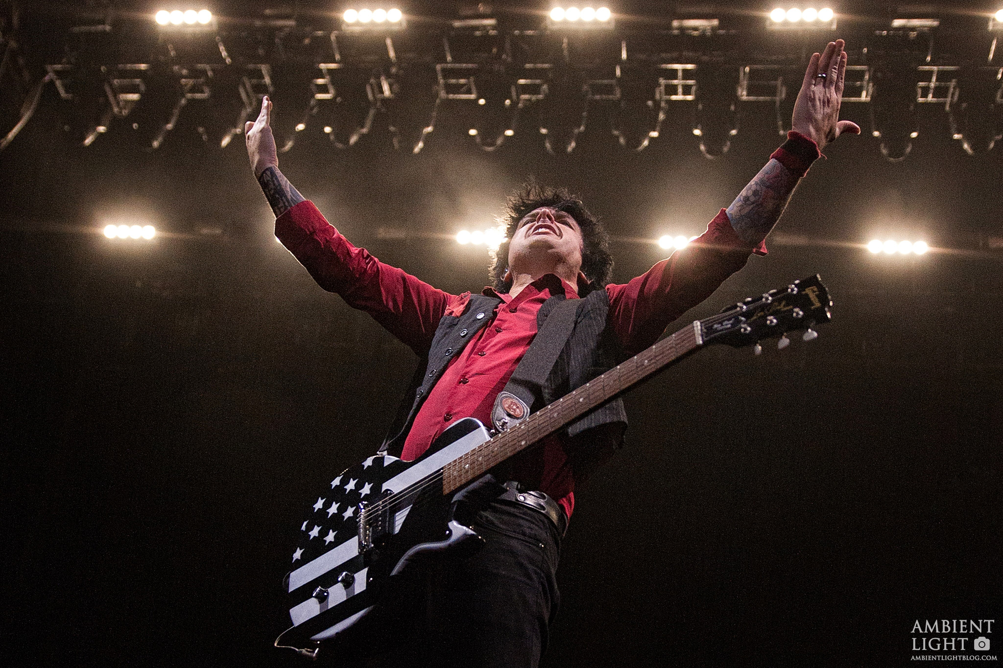 proc green day performing - HD2048×1365