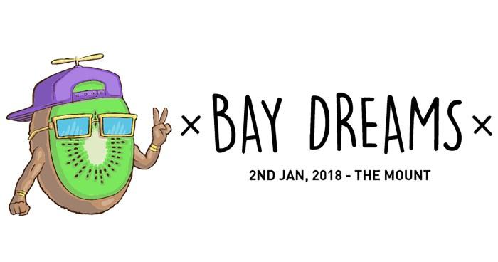 Bay Dreams 2018 Logo