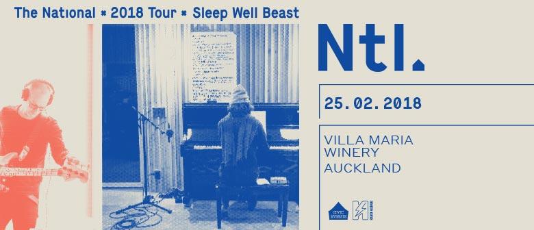 National NZ Tour Banner
