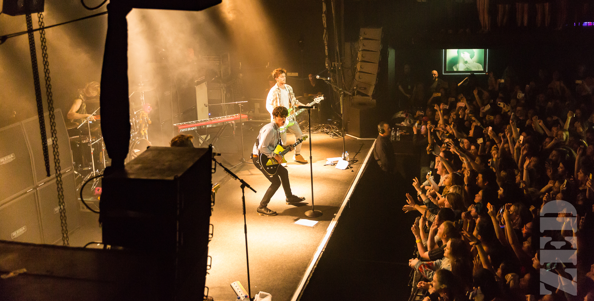 Concert Review - The Vamps, Auckland New Zealand, 2017