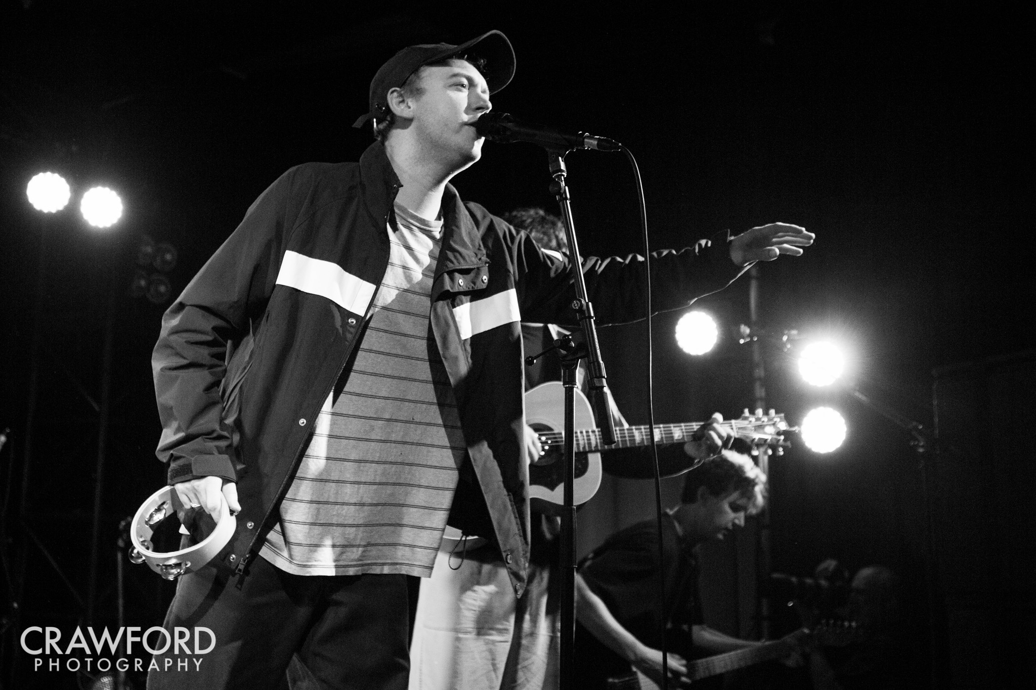 Concert Review - DMA's, Auckland New Zealand, 2017