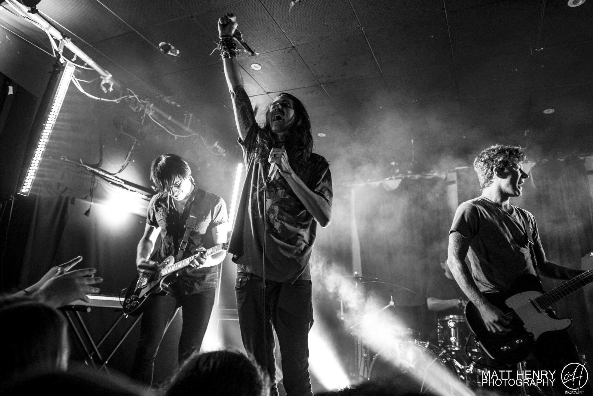 Concert Review Mayday Parade Auckland New Zealand 2017