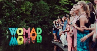 WOMAD Image by Amandala
