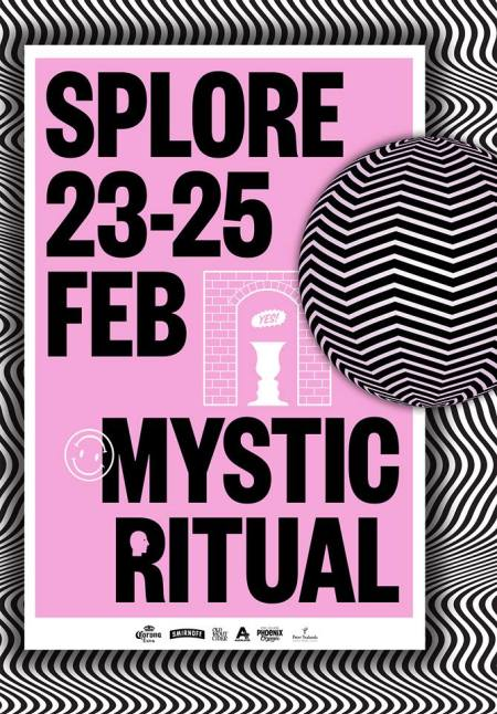 Splore 2018 Poster