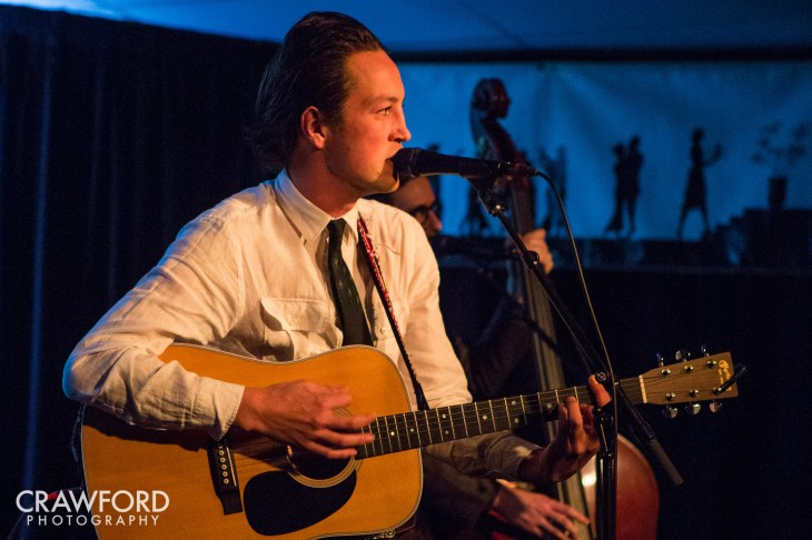 Marlon Williams performing live at the Point Chev RSA, Auckland New Zealand. Image by Crawford Photography.