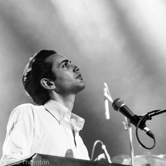 Kitty, Daisy & Lewis perform live in Auckland, New Zealand 2018. Image by Mike Thornton.