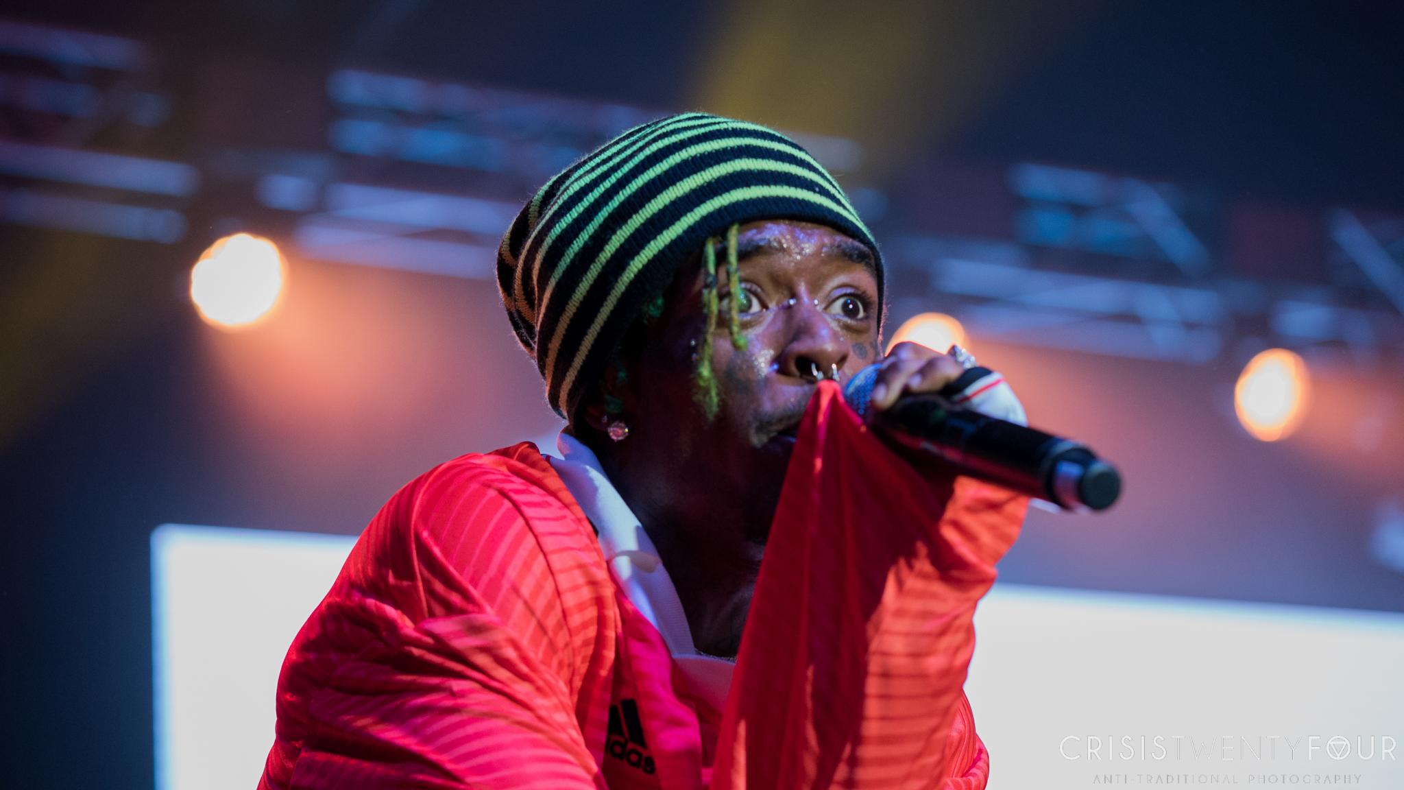 Concert Review - Lil Uzi Vert, Auckland New Zealand, 2018