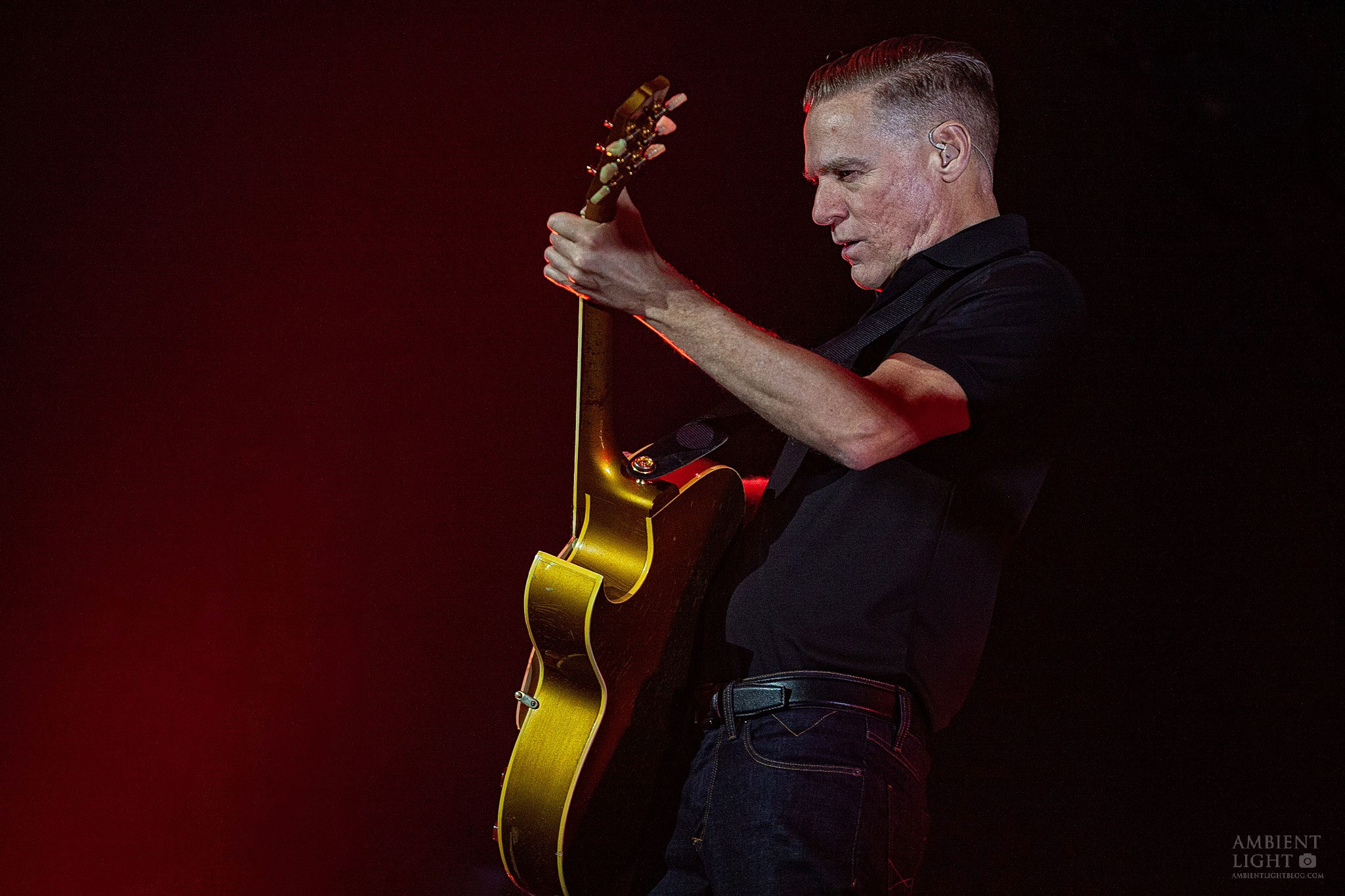 concert review bryan adams auckland new zealand 2019. Black Bedroom Furniture Sets. Home Design Ideas